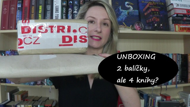 unboxing - duben
