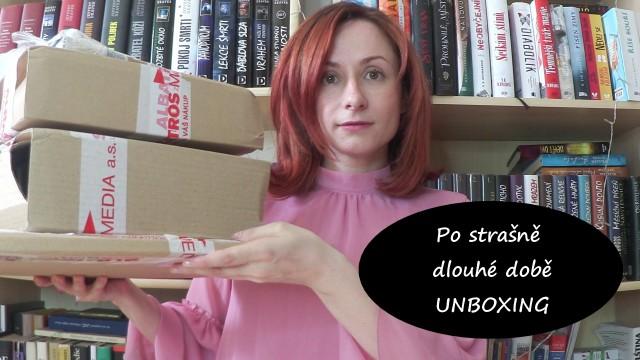 unboxing - kvetencerven