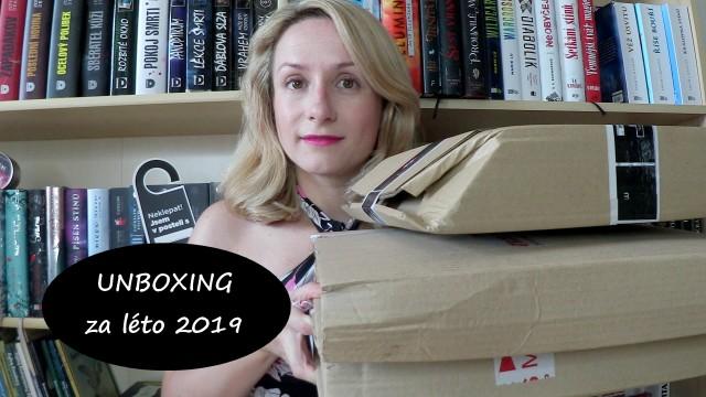 unboxing - léto